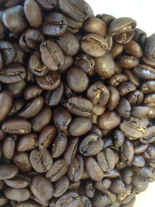 コーヒー豆たち