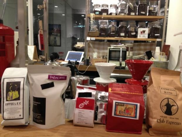 韓国コーヒーを楽しむ会