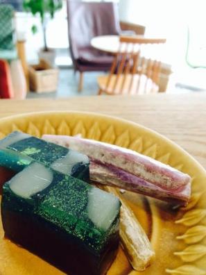彩雲堂和菓子